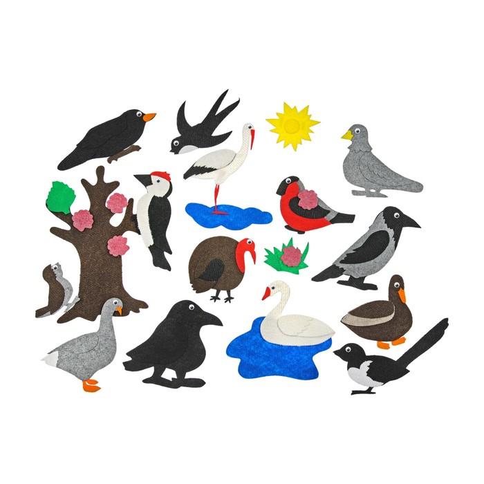 Картинки, картинки городские птицы для детей