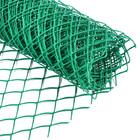Сетка садовая, 0.5 х 5 м, ячейка 4 х 4 см, зелёная