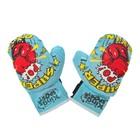 "Набор для бокса ""Король ринга"", 2 перчатки"