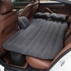 Матрас надувной в автомобиль, размер 136 х 83 х 44 см