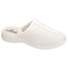 Туфли Сабо женские  BOW00504-02 P, р.38, цвет белый Ош