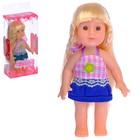 "Doll ""Tanya"" dress, MIX"
