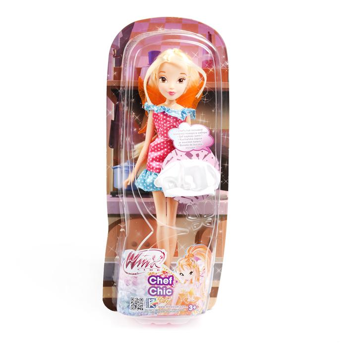 Кукла «Стелла модный повар»