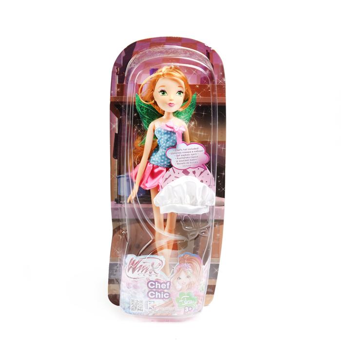 Кукла «Флора модный повар»