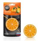 """Ароматизатор подвесной пластик """"Сочный фрукт"""" AFFR088, апельсин"""