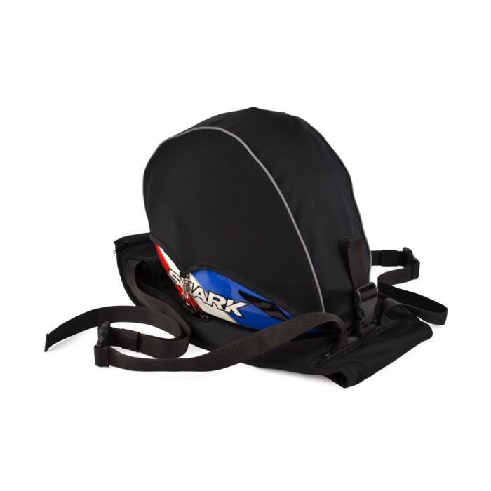 Пояс ветрозащитный/рюкзак для шлема, защита спины Starks ЛЦ0048