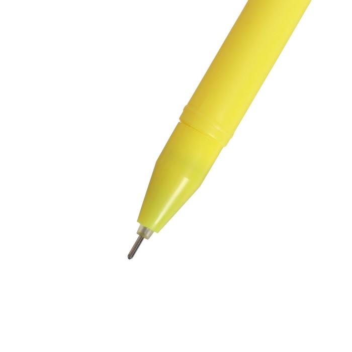 Ручка шариковая-прикол, «Смайл», МИКС