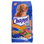 """Сухой корм Chappi """"Мясное изобилие"""" для собак, 15 кг"""
