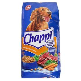 Сухой корм Chappi 'Мясное изобилие' для собак, 15 кг Ош