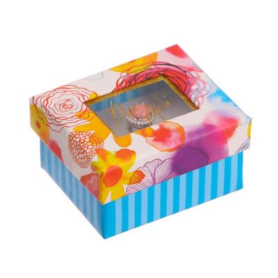 Подарочная коробочка под кольцо «Для тебя», 5 х 6 х 3,5 см