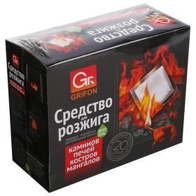 Средство для розжига, GRIFON