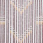 Занавеска декоративная, 90×177 см, 27 нитей, дерево - фото 940992