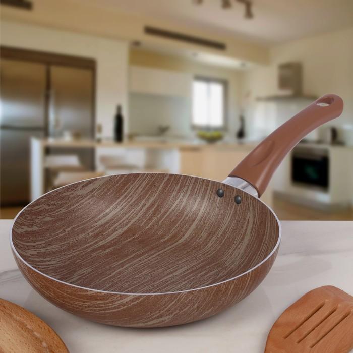 Сковорода глубокая 22 см Kantry