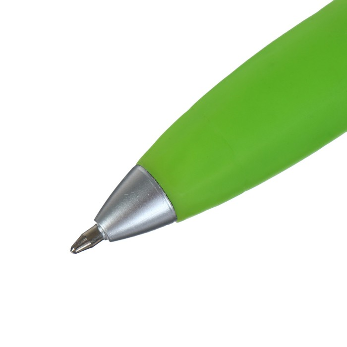 Ручка шариковая-прикол, «Цветок в горшочке», МИКС
