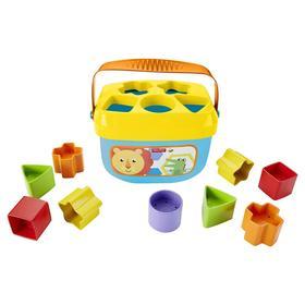 Ведёрко с кубиками «Первые кубики малыша»