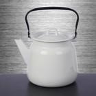 Чайник 3,5 л, цвет белый
