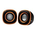 Акустическая система BBK CA-301S black /orange
