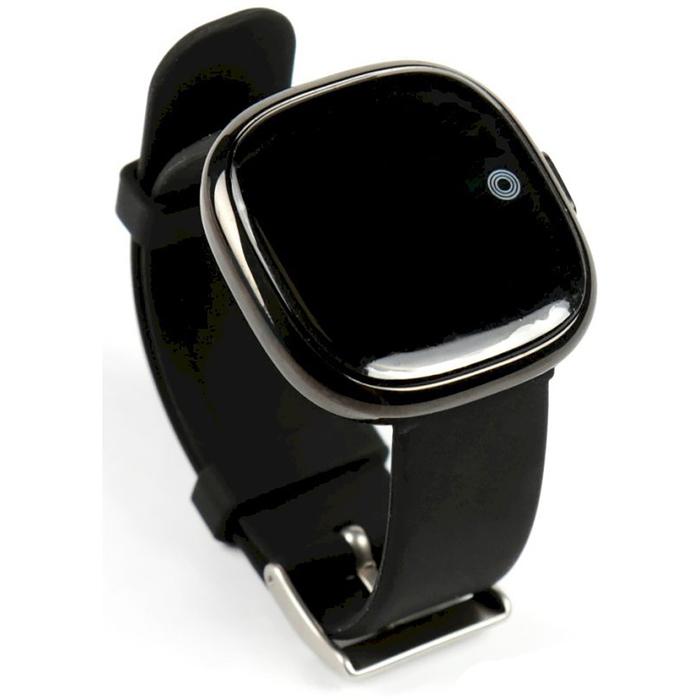 """Смарт-часы Prolike PLSW2000, дисплей 0.96"""", чёрные"""