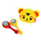 """A set of musical instruments """"Funny zveryata"""", 3 items, MIX"""