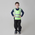 """Детский жилет """"ДПС"""" со светоотражающими полосами, рост 98-128 см"""