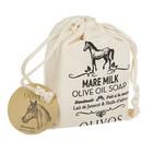 Мыло с кобыльим молоком Olivos Mare Milk для лица, тела и волос, 150 г