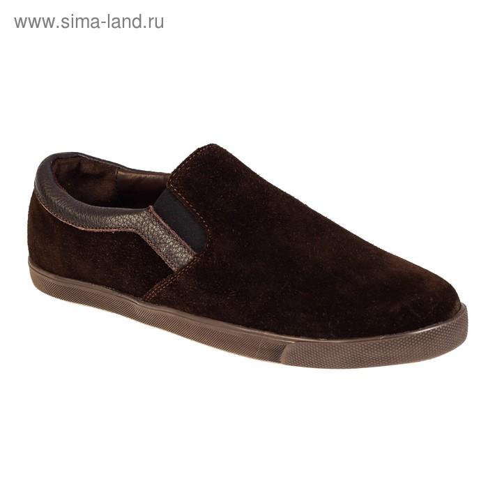 Ботинки TREK Бриг 195-51 (темно-коричневый) (р. 45)