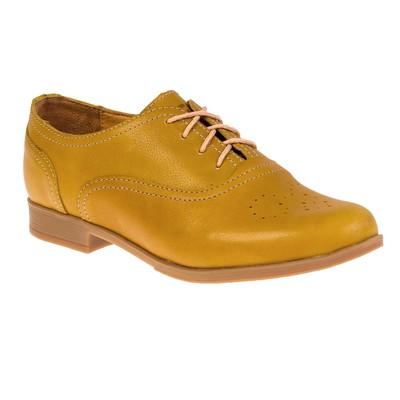 Ботинки TREK Китти 150-109 (желтый) (р. 38)