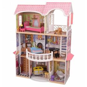 Винтажный кукольный дом «Магнолия»