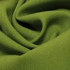Ткань костюмная габардин, ширина 150 см, цвет светло - зелёный - фото 8442791