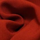 Ткань костюмная габардин, ширина 150 см, цвет терракотовый - фото 8442794