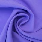 Ткань костюмная габардин, ширина 150 см, цвет сиреневый - фото 8442796