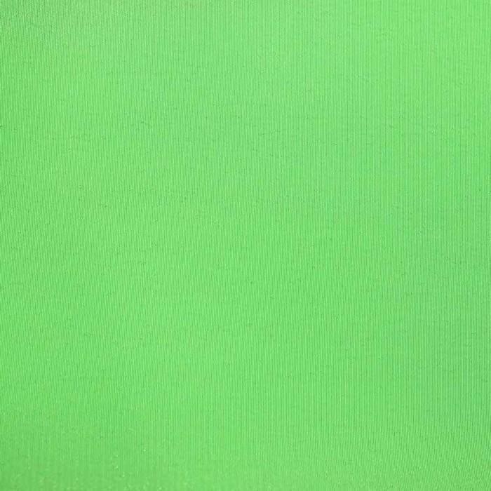 Ткань гладкокрашенная Креп кашибо, ширина 150 см, цвет зелёный - фото 8442800