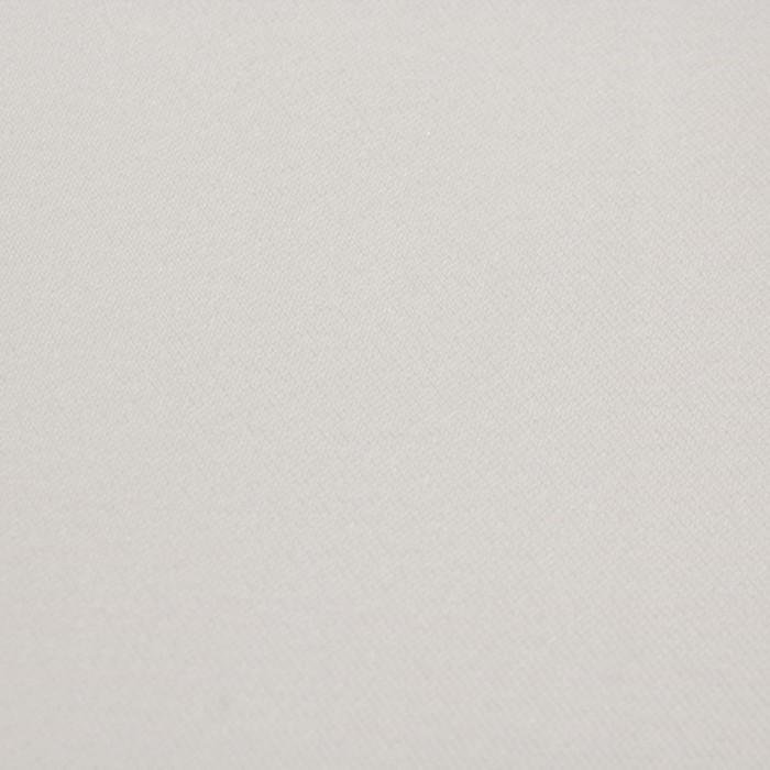 Ткань костюмная Пикачо, ширина 150 см, цвет белый - фото 8442825