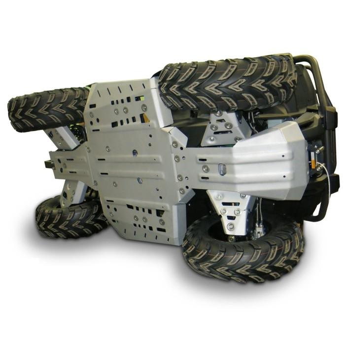 Комплект защит днища Rival для CF Moto ATV X4 2016-, 444.6868.1