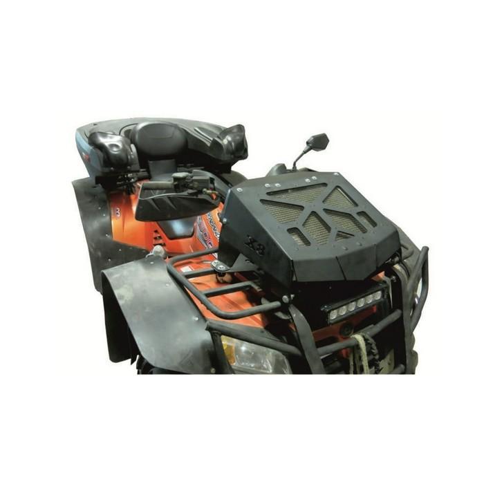 Комплект выноса радиатора (с шноркелями) Rival для CF Moto ATV X8 2012-, 444.6852.1