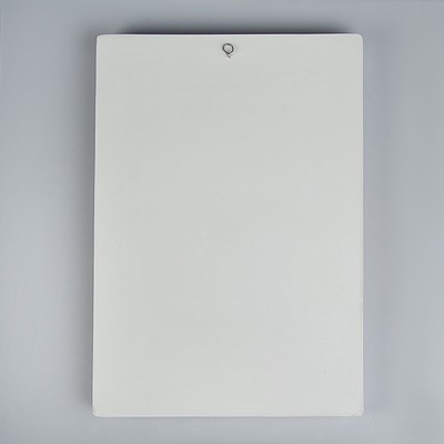 Гипсовая фигура. Орнамент «Ветка дуба», 34.5 х 50 х 4 см