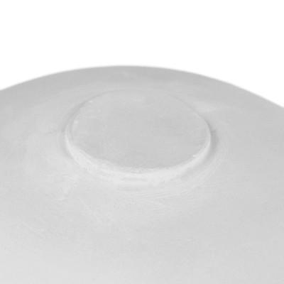 Геометрическая фигура, шар «Мастерская Экорше», 15 см (гипсовая)