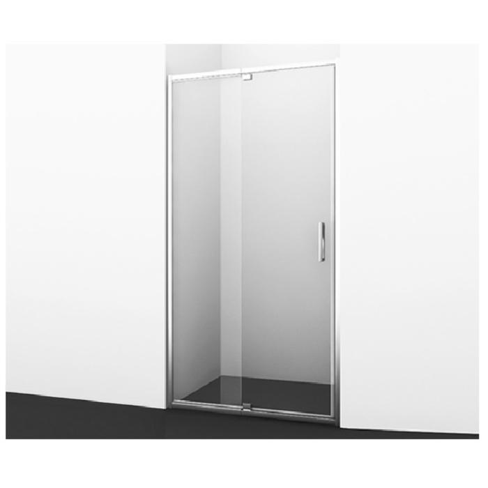 Душевая дверь Wasserkraft Berkel 48P05, распашная, универсальная