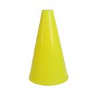 Конус для разметки полей и трасс 16 см флуоресцентный желтый