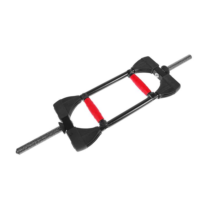 Гриф для штанги Leco-IT Home параллельный на диам. 25 мм, 2,5 кг