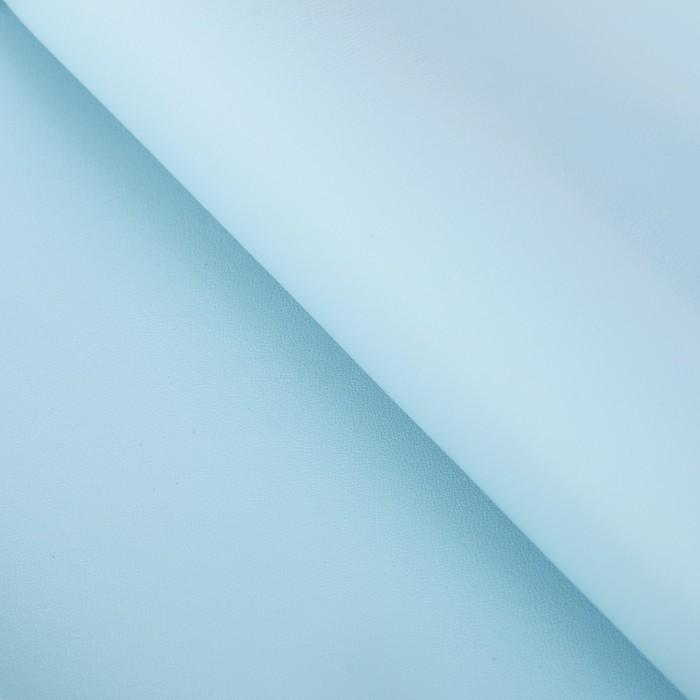 Ткань для пэчворка декоративная кожа «Голубая волна», 33 х 33 см