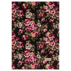 "Fabric adhesive ""Bright colors"", 21 x 30 cm"