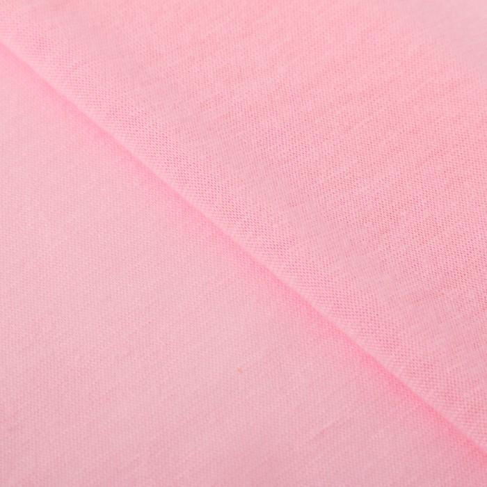 Ткань для пэчворка трикотаж «Малиновый зефир», 50 х 50 см