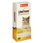 Витамины Unitabs SterilCat для кошек, паста, 120 мл