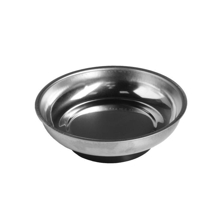 Магнитная тарелка для проведения слесарных работ, диаметр 108 мм