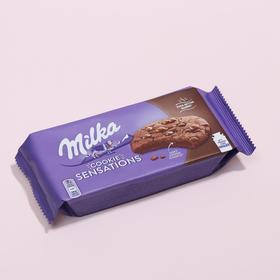 Печенье Milka с шоколадной начинкой Choko INSID, 156 г в Донецке