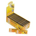 Rolling papers with the scent of mango and papaya, set of 50 sheets, 8x2.5 cm