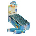 Rolling papers with the scent of pinacolada, 8x2.5 cm, set of 50 sheets
