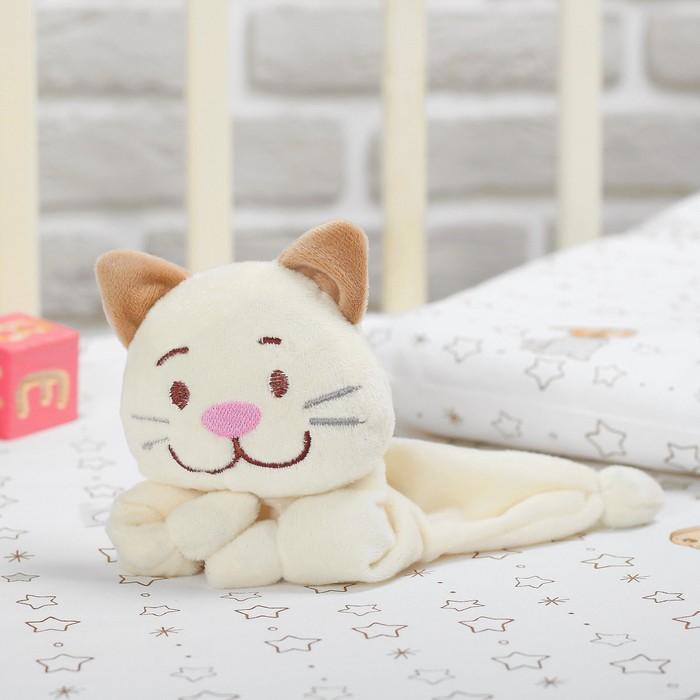 Игрушка для новорождённых «Котофей»