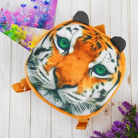 Рюкзак детский «Тигр», 24×24 см Ош